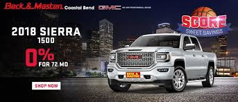 100 Coastal Auto And Truck Sales Beck Masten Buick GMC Bend Robstown Car Dealer