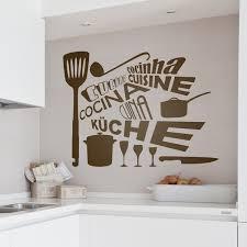 wandtattoo küche küche sprachen webwandtattoo