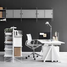 works freestanding shelf by string connox