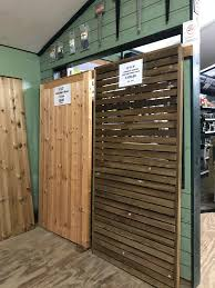 100 Contemporary Gate Made To Size S Pressure Treated Enfield