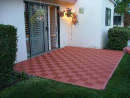 patio 60 outdoor rubber deck tiles recycled rubber pavers