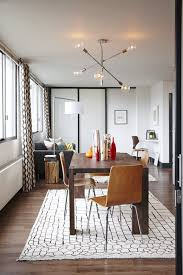 Let S Settle This Do Rugs Belong In The Dining Room Apartment Throughout Dinning Inspirations 1