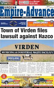August 19 2016 By Virden-Empire-Advance - Issuu