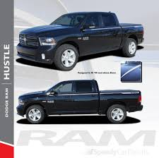 100 2009 Dodge Truck Stripes And Decals HUSTLE 3M 2015 2016 2017 2018