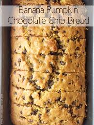 Easy Pumpkin Chocolate Chip Scones banana pumpkin chocolate chip bread recipe pumpkin chocolate
