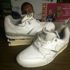 Image Is Loading 1987 Vintage NIKE AIR PLAY Tennis Shoes VDS