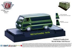 100 Ford Econoline Truck 1963 Van Go Model S HobbyDB