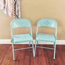 Dining Room Chairs Target by Space Saving Dining Room Design With Cheap Teal Metal Folding
