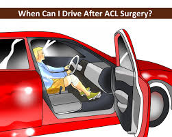 100 I Drive Your Truck Video 6 Tips For Driving After ACL Surgery When Can ACL