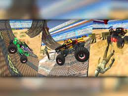Extreme Monster Truck Stunt Parking Driving School - Android Games ... Zombie 3d Truck Parking Apk Download Free Simulation Game For 1mobilecom Monster Game App Ranking And Store Data Annie Driving School Games Amazon Car Quarry Driver 3 Giant Trucks Simulator Android Tow Police Extreme Stunt Offroad Transport Gameplay Hd Video Dailymotion Mania Game Mobirate 2 Download