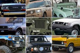 The 10 Greatest 4x4s Of All Time 10 Best Suvs Under 500 In 2018 Gear Patrol The Toyota Pickup Truck Is The War Chariot Of Third World Pick Em Up 51 Coolest Trucks All Time Flipbook Car And Top Crossover 2013 Vehicle Dependability Study Jd Hilux Wikipedia List Most American 7 Things To Know About Toyotas Newest Trd Pro Suv For Us Market Diminished Value Inventory New Preowned Vehicles Collingwood 2014 Vans Models Tundra 12 You Cant Own In Land Free