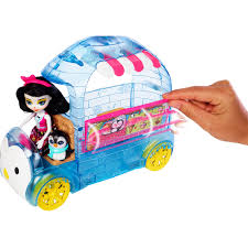 Enchantimals Jayla's Ice Cream Truck Playset - Mattel - Toys
