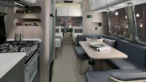 100 Airstream Trailer Interior Iconic Camper Is A Luxury Getaway On Wheel