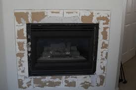 tile fireplace surround construction picture post contractor talk