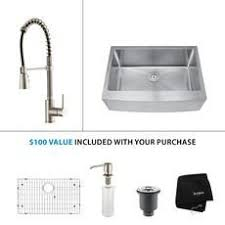 Home Depot Canada Farmhouse Sink by Acri Tec Stainless Steel Large Bowl Kitchen Sink 250807 Home