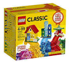 lego classic creative builder box building kit 502 piece only