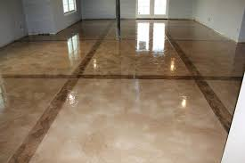 Residential Basement Epoxy Top Coated Diy Floor
