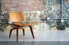 Eames LCW Lounge Chair For Herman Miller 1950's - Circa Modern