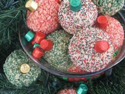 Rice Krispie Christmas Tree Ornaments by 25 Merry Christmas Treats To Make Rice Krispie Treats Krispie