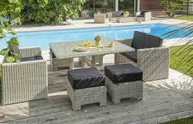 canapé de jardin 2 places salon de jardin encastrable 8 places pièce à vivre
