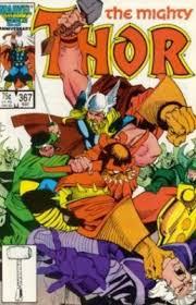 Kurse Algrim The Strong Comic Book Character