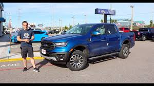 100 Ford Mid Size Truck Is The 2019 Ranger Lariat The BEST Midsize Truck YouTube