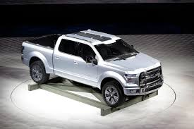 Ford Atlas Concept F-150 Is The Future Of Ford Motor Co. - Socal ...