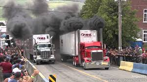 Amazing Semi Trucks Drag Racing. - YouTube
