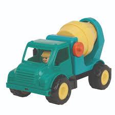 Battat Toy Cement Truck - Toys