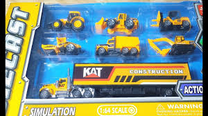100 Cat Truck Toys Die Cat Truck Toys Kids Review Excavator Trailer Truck And Dump