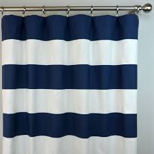 Vertical Striped Curtains Uk by Navy Blue Striped Curtains Curtains Ideas