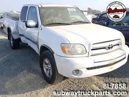 100 Toyota Truck Aftermarket Parts Used 2006 Tundra 47L 4x2 Subway