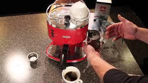 DeLonghi ECO310 Icona Semi Automatic Espresso Machine