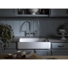 Self Trimming Apron Front Sink by Kohler Corner Kitchen Sink Kohler Kitchen Sink Kohler Sink