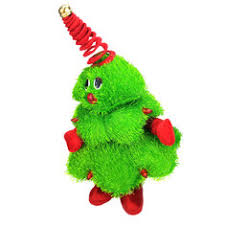 Dancing 16 Inches Christmas Tree Decoration Stuffed Plush Toy Singing Doll Gift