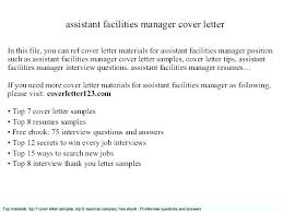 Engineer Manager Cover Letter For Resume Warehouse Supervisor