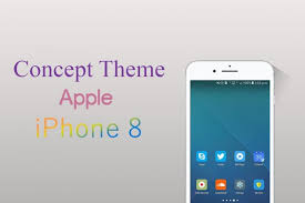 Concept Theme for iPhone 8 1 0 Download APK for Android Aptoide
