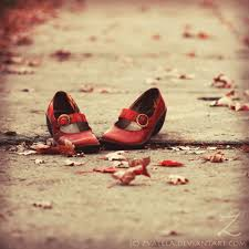 Love Red And Maybe Shoes Especially I The Idea Of A Adventure By Zvaella