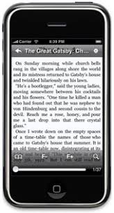 Free app Stanza has more people reading ebooks on iPhones than on