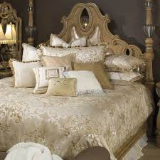 Gold Bedding White Black & Gold forter Sets & Duvet Covers