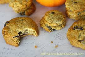 Panera Pumpkin Bagel Vegan by Gluten Free Pumpkin Raisin Cookies Petite Allergy Treats