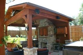 free standing patio cover cost