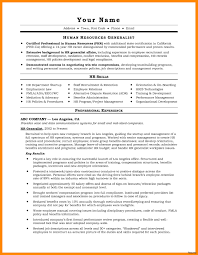 Hr Resume Objective Beautiful Email Marketing Sample Unique Od Specialist Project Manager