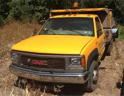 1999 GMC 3500 Dump Truck W/Plow - 4X4 For Auction | Municibid 1992 Gmc 1 Ton Dump Truck Other For Sale Ford Kentucky Landscape Dump Truck For Sale 1241 1993 C3500 Dump Truck Wyandot Motor Sales Youtube Trucks Topkick Single Axle Flatbed For Sale By Arthur 2003 Sierra 3500 Regular Cab In Fire Red Photo 2 1979 7000 Cranston Ri 1214 100 2015 Kenworth Home Central California Used 1988 C7d042 Trovei C8500 Dumptruck Hunters Choices Pinterest Trucks 1994 3500hd 35 Yard W 8 12ft Meyers Snow Plow