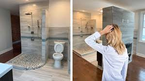 why open concept bathrooms could spread to a home near you