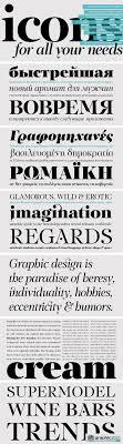 PF Regal Display Pro Font Family