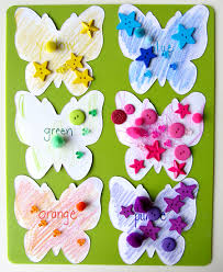 Color And Match Matching Activity For Kids