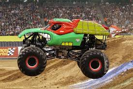 Nitro Jam To Feature Grave Digger Vs Teenage Mutant Ninja Turtle