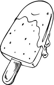Ice Cream Cone Coloring Page Printable Book Images For Sundae Pages
