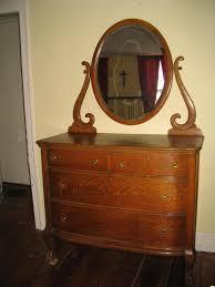 Tiger Oak Dresser Beveled Mirror by Antique Mirror Dresser Bestdressers 2017